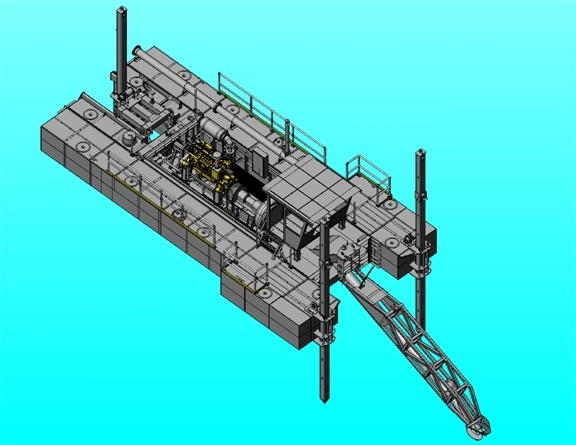 dual function dredger