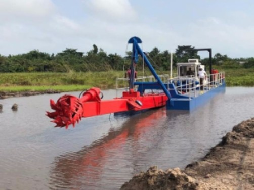 Three Reasons Why Customers Trust Us to Build Their Dredge
